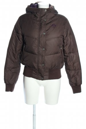 North sails Daunenjacke braun Steppmuster Casual-Look