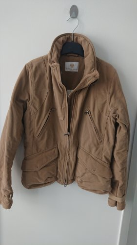 North sails Winter Jacket light brown cotton