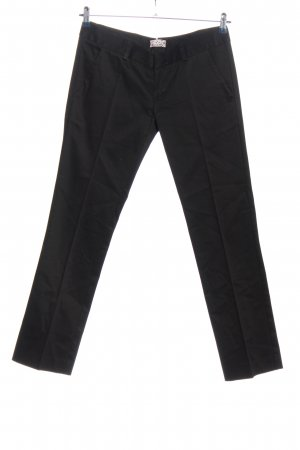 Northland Pantalón tipo suéter negro estilo «business»