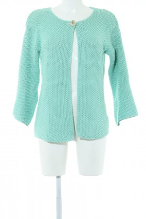 Northland Strick Cardigan türkis Casual-Look
