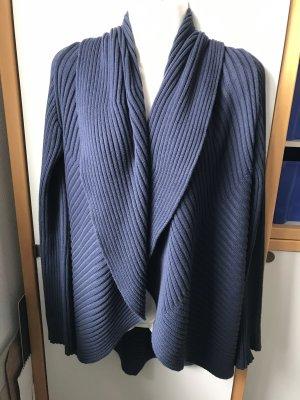 Northland Veste en tricot bleu foncé