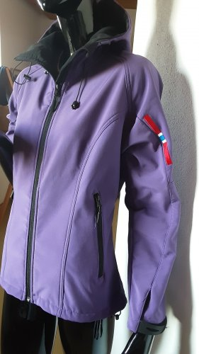 Norway Sports Jacket blue violet
