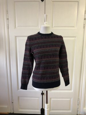 Norweger Design Strickwollpullover