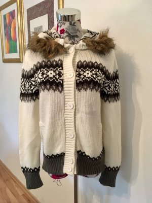 Norwegian Cardigan multicolored