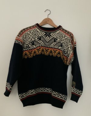 Dale of Norway Pull norvégien multicolore laine