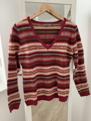 Montego Norwegian Sweater multicolored