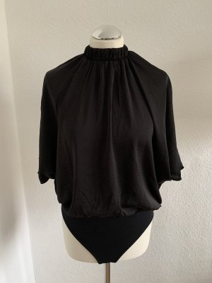 Noisy May Blusa tipo body negro