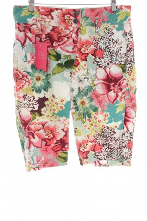 Not the same Short bloemenprint casual uitstraling