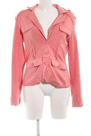 Not the same Sweatblazer pink Casual-Look