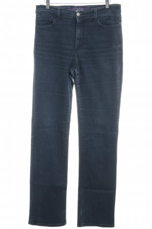 not your daughters jeans Straight-Leg Jeans dunkelblau Casual-Look