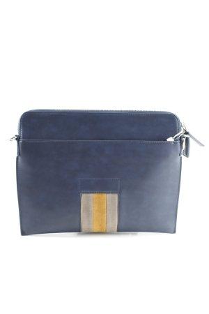 Laptop bag blue business style