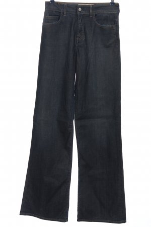 Notify Jeansschlaghose blau Casual-Look