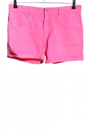 Notify Jeansshorts pink Casual-Look
