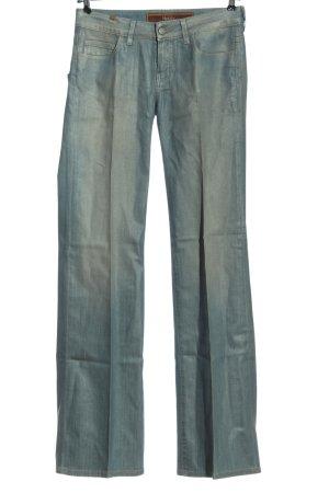 Notify Jeans a gamba dritta blu-grigio chiaro Colore sfumato stile casual