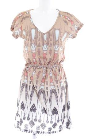 notthesame Jerseykleid abstraktes Muster Street-Fashion-Look