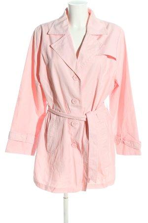 now Trenchcoat rosé Casual-Look
