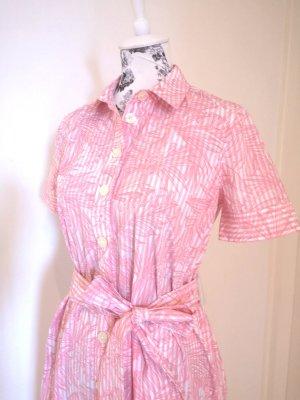NP 159€!Tommy Hilfiger Reisa Blusenkleid Gr S in Pink! Neu!