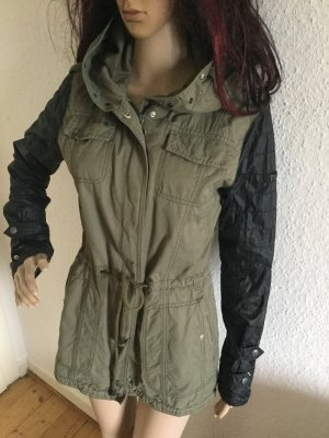 Pikeur Outdoor Jacket black-khaki