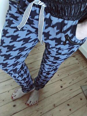 MDC Pantalon de jogging noir-gris foncé