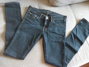 J brand Jeans slim bleu foncé
