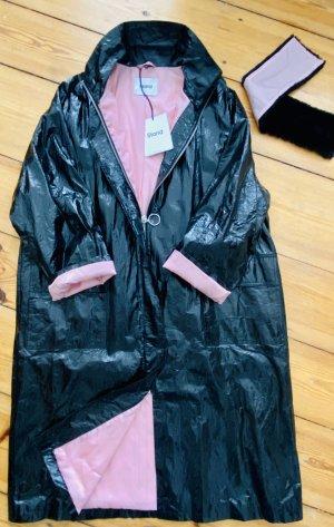 STAND STUDIO Manteau de pluie noir polyester