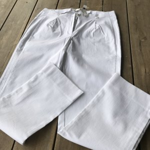 Helena Vera Stretch Trousers white