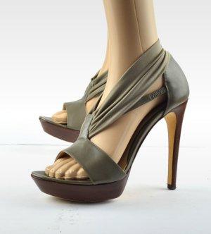 NP: 699€ FENDI High Heels Absatz Schuhe Gr 40,5 NEUw!
