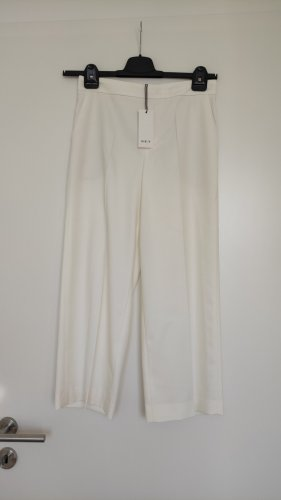 Set Culottes white-natural white