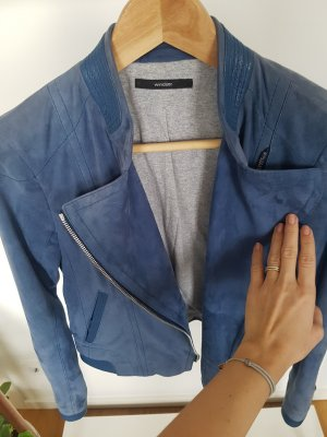 Windsor Leather Jacket multicolored leather