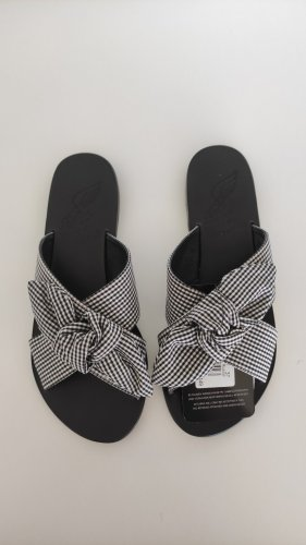 Ancient greek sandals Teenslippers veelkleurig Leer