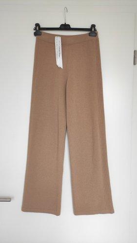 Marc O'Polo Wełniane spodnie Wielokolorowy Kaszmir