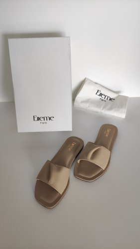 Elleme Slippers multicolored leather