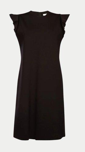 Escada Vestido ceñido de tubo negro