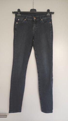 7 For All Mankind Skinny jeans veelkleurig Katoen