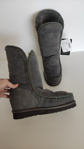 MOU Boots Winter Boots multicolored leather