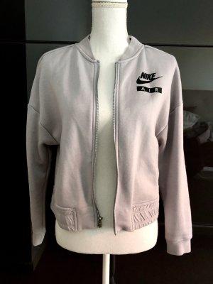 ❤️ NP69 Nike Sportjacke XS Lila Grau Sweatjacke ❤️