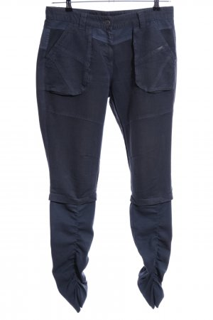 NTS Cargo Pants blue casual look