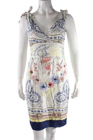 NTS Sommerkleid mit Print-Muster