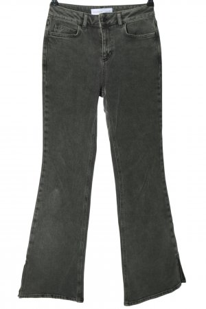 nu-in Boot Cut Jeans light grey casual look