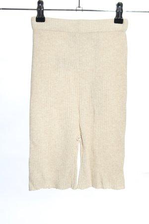 nu-in High-Waist-Shorts weiß Casual-Look