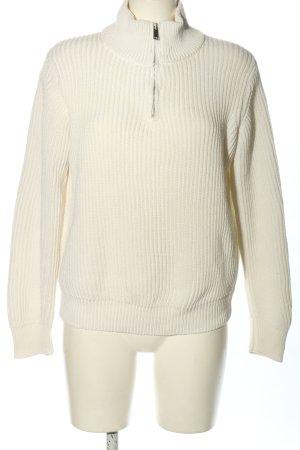 nu-in Jersey marinero blanco puro look casual