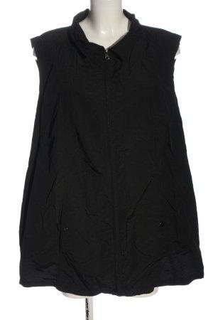 NU London Sports Vests black casual look