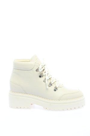 """Nubikk Krótkie buty """"Fae Stella"""" biały"""