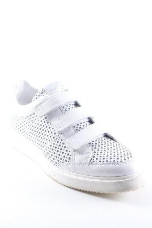 Nubikk Sneaker Klettverschluss weiß Casual-Look