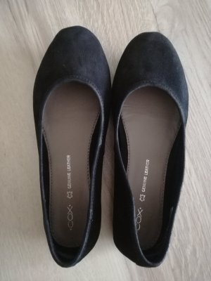 Cox Classic Ballet Flats black