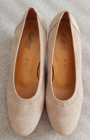 Gabor Comfort Loafer beige chiaro-beige