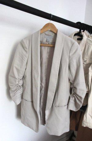 Nude Blazer von H&M