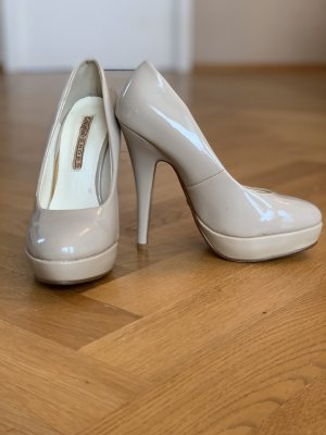 Nude Buffalo Pumps