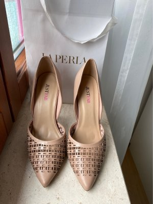 Nude Damen High Heels / Sexy Schuhe