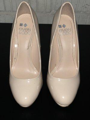Nude High Heels Gr.37